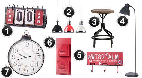 bureau style romantique les codes et le style de la décoration industrielle