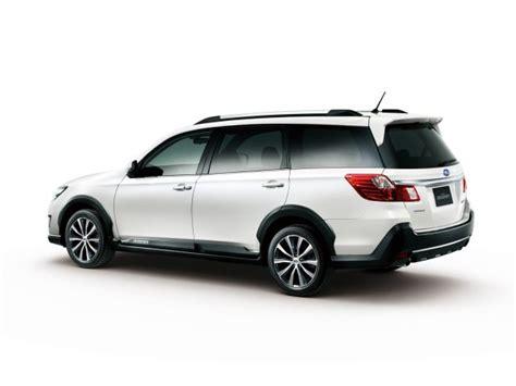 2018 Subaru Seven Seater SUV will replace Tribeca   2018