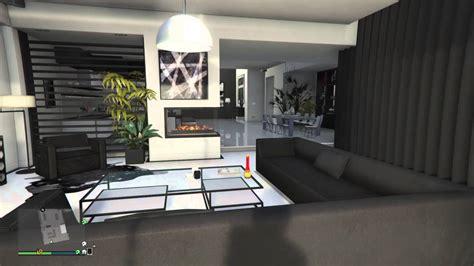 v interior design gta v penthouse apartment designs monochrome 5