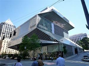 Koolhaas, Rem: Seattle Central Library: Architecture