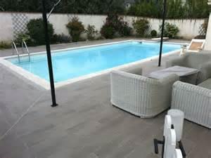 amenagement terrasse piscine exterieure r 233 novation d une terrasse ext 233 rieure en dalle piscine 224 allauch construction et r 233 novation de