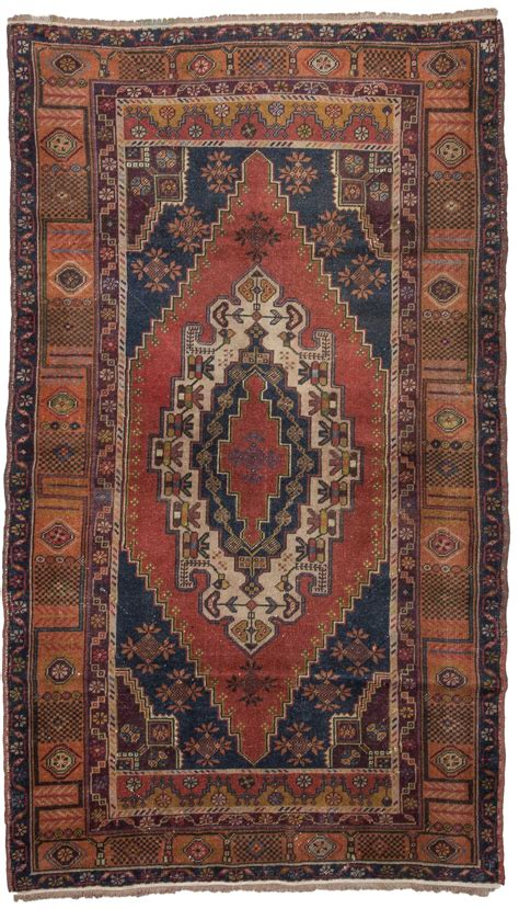antique turkish rugs vintage turkish rug 1464