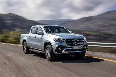 Review Mercedes Class by Mercedes X Class Review 2017 On Parkers