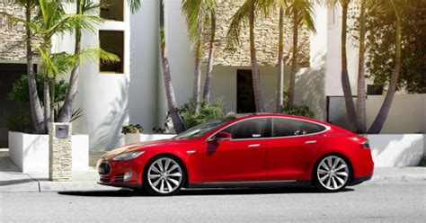 Tesla Model Iii Is The Name Of Electriccar Maker's New