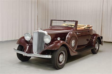 1933 Essex Terraplane 8 Rumble Seat Roadster   Hyman Ltd ...
