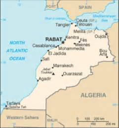 List of cities in Morocco Morocco