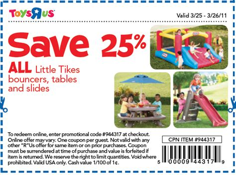little tikes canada coupons