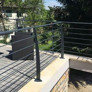 modele escalier exterieur terrasse home design ideas 360 With modele escalier exterieur terrasse 1 escalier gradine rampe garde de corps