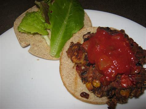 black bean burger recipe vegan southwestern black bean burgers fatfree vegan recipes