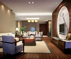 Luxury homes interior decoration living room designs ideas for Interior room decoration images