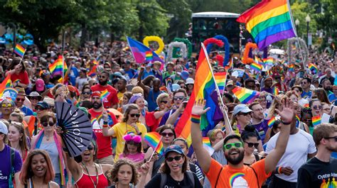 Pride Month: LGBTQ rights intersect with black civil rights movement