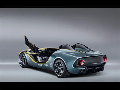 2018 Aston Martin Cc100 Speedster Concept Studio 6