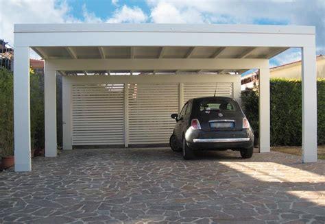 Box Auto by Non Hai Un Garage Allora Box Auto E Tettoie Sono Il Modo