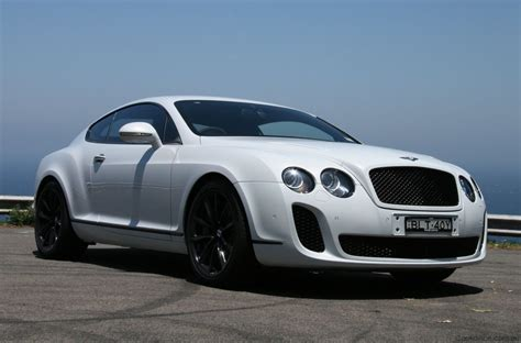 bentley sports coupe bentley continental supersports review road test