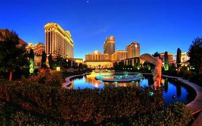 Vegas Las Hotel Casino Palace Wallpapers Caesars