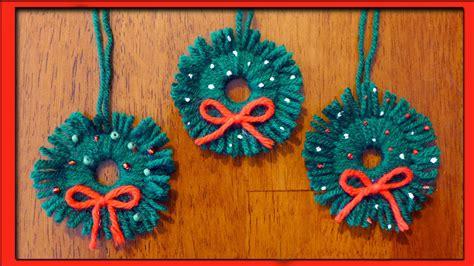 easymeworld easy homemade christmas ornaments