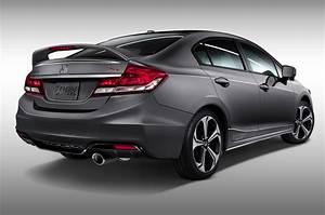 Honda Civic Si : 2015 honda civic reviews and rating motor trend ~ Medecine-chirurgie-esthetiques.com Avis de Voitures