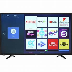 Hisense H50a6200uk A6200 50 Inch 4k Ultra Hd A Smart Led