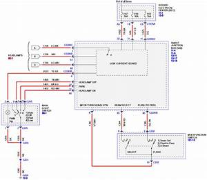 87 Mustang Headlight Switch Wiring Diagram