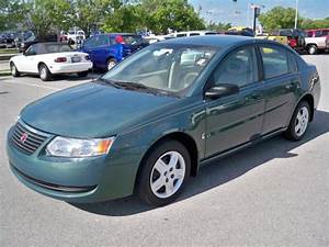 2007 Saturn Ion For Sale  Norman Ok  2 2l 4 Cylinder Green