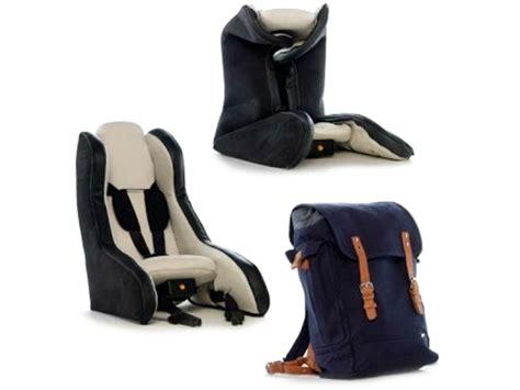 siege auto gonflable un siège auto gonflable et transportable pour enfants on