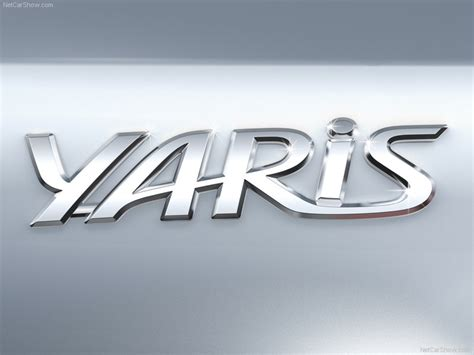 logo mercedes benz wallpaper toyota yaris picture 103 of 120 emblem logo my 2006