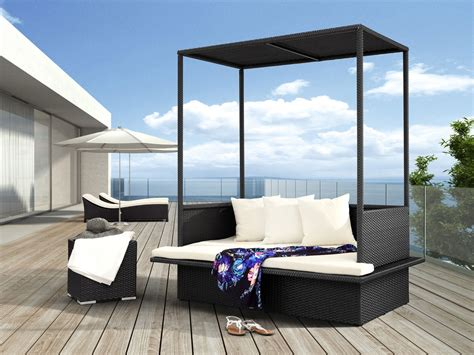 Why Choosing Rattan Outdoor Daybed With Canopy