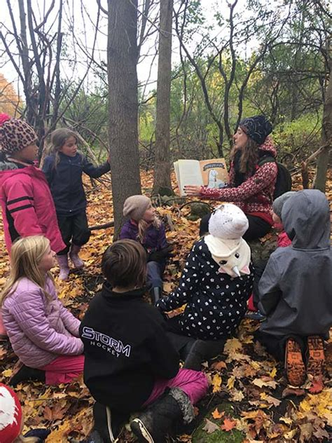 CEPEO begins new French Forest School training for ...
