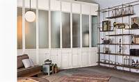creative room dividers LET'S STAY: Creative room divider partition ideas