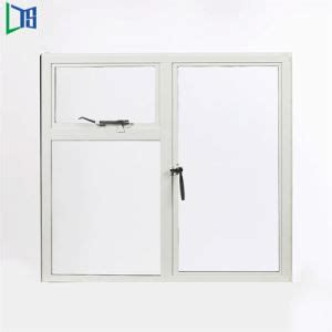 china exterior customized storm windows nigeria aluminium casement reflective glass window