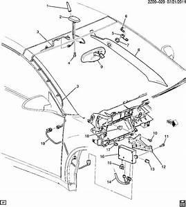 2006 Pontiac G6 Under Hood Diagram