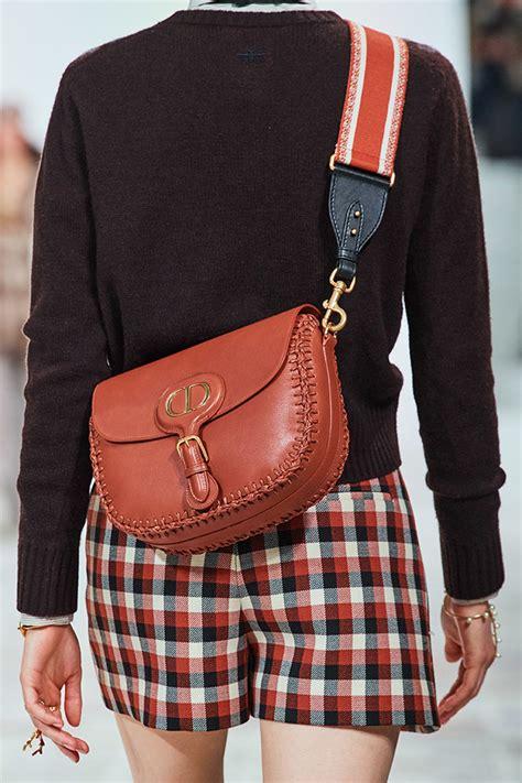 dior fall runway bag collection bragmybag