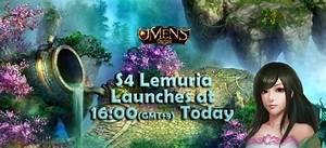 Free2play Fantasy MMORPG:Omens launches SEA Server