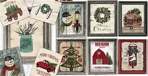 Farmhouse Holiday Rustics Blowout Jane