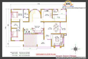 4 bedroom floor plans 2 story kerala style 3 bedroom single floor house plans escortsea