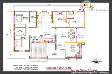 beautiful 2035 sq ft 4 bedroom villa