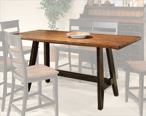 narrow counter height table for kitchen narrow counter height table plantoburo