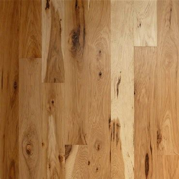 """Discount 5"""" x 5/8"""" Hickory Character Prefinished"""