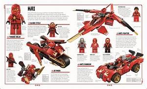 Lego Ninjago Visual Dictionary | Toy | at Mighty Ape Australia