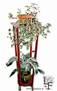 Sellette Pour Plante : cr ation d une sellette en bois pour les plantes par ~ Premium-room.com Idées de Décoration