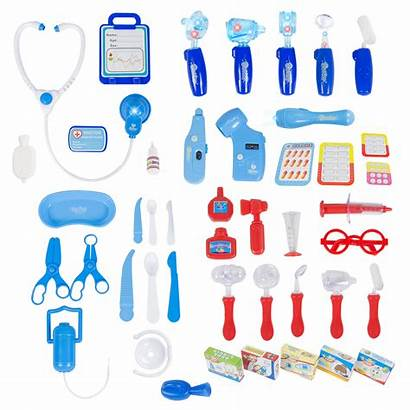 Doctor Names Equipment Medical Play Stethoscope Pieces