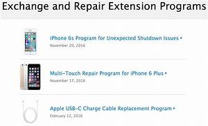 unexpected shutdown issues iphone 6s