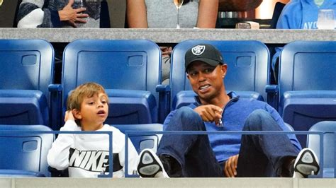 Tiger Woods's 11-Year-Old Son Wins Junior Golf Tournament