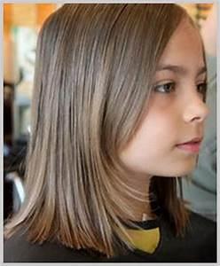 Coupe De Cheveux Fillette : coiffure fille 10 ans ~ Melissatoandfro.com Idées de Décoration