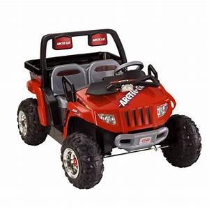 Power Wheels Arctic Cat 1000  Red  Parts
