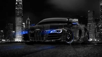 Audi R8 Purple Wallpapers Cars Backgrounds Pink