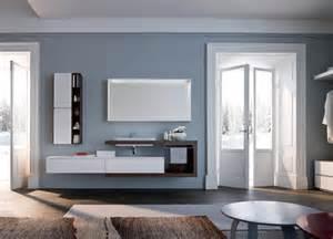 Come scegliere il colore delle pareti del bagno