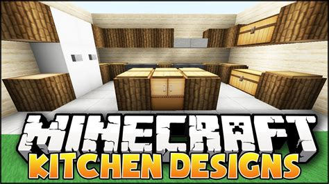 minecraft kitchen ideas xbox