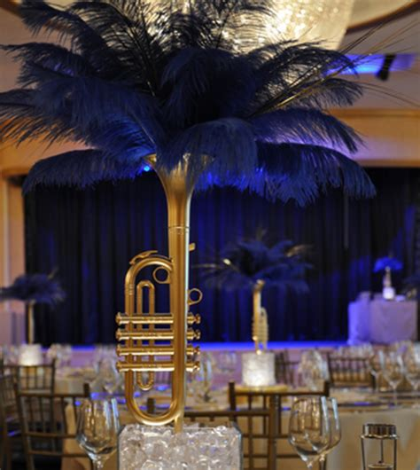 music themed table decorations ideas for prom decorations by theme