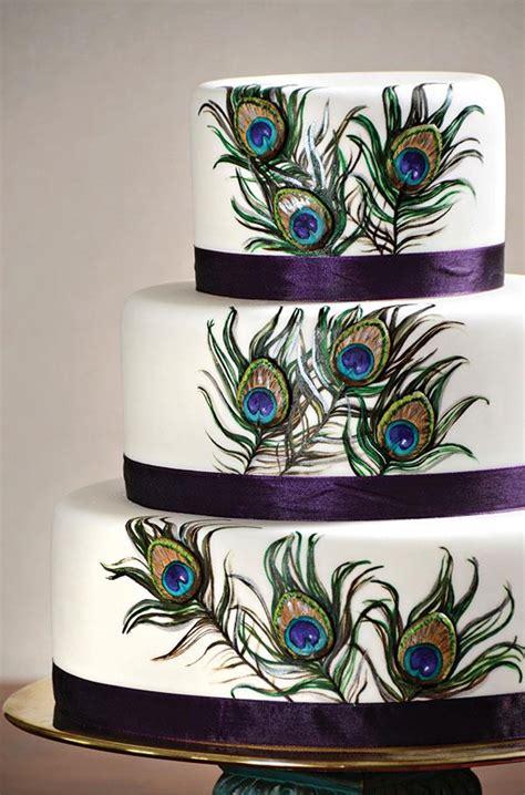 peacock theme wedding color palette ideas